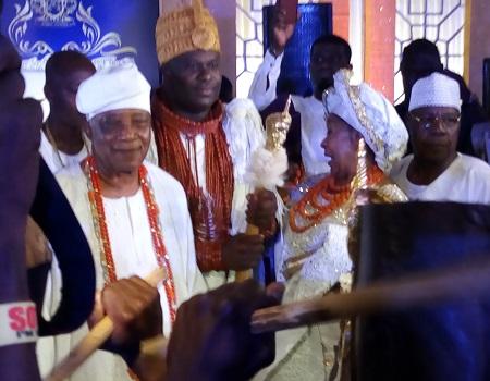 Buhari charges Adebutu  on Yoruba cultural heritage
