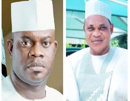 Kogi guber: Tribunal affirms Yahaya Bello's election, dismisses PDP's petition