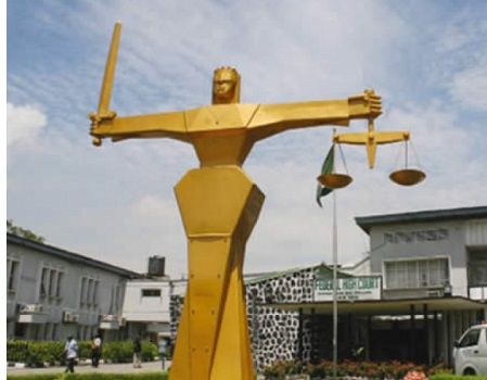 Technician , court, false information, police,court , job seeker, Court, stealing , mobile phone,Court remands farmer, Offa bank robbery trial , court, Trader remanded for raping girl, fraud, police, court, Ize-Iyamu, Court, EFCC, money laundering, Court adjourns N8.1bn suit, Pirates, fishing vessel, Lagos, Civil servant, motorist, Court,inflicting injuries, FG, Court, alleged forgery, Obinna Uzor, lawyer, EFCC, Oil deal, businessman, court,court, imprisonment , impersonation