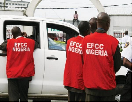 EFCC gives details of how N75m was allegedly recovered from ex-minister's wife, EFCC warns Nigerians, EFCC raises alarm, EFCC re-arraigns lovers, Internet fraud, Kwara, assests, EFCC, N46m, forfeiture, court union bank, EFCC, Oil deal, businessman, court, EFCC, NDDC, EFCC arraigns, Benin, Alleged N570m fraud, EFCC, Oyo-Ita