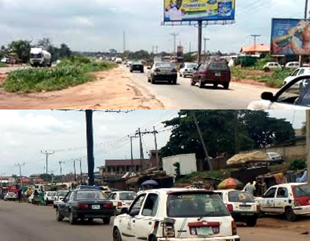Oyo to construct N8bn Iwo Road interchange in 11 months