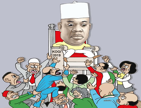 Kogi Guber: Shaping up of a two-horse race?