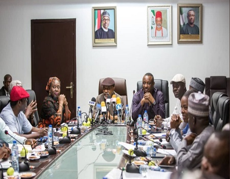 BREAKING: FG, Labour reach agreement on minimum wage implementation