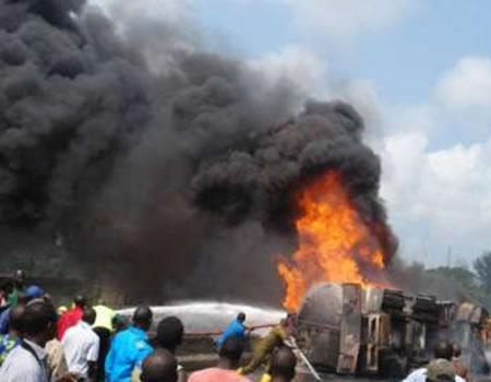 Buhari commiserates with Onitsha fire victims