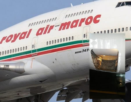 BREAKING: How robbers broke into Royal Air Maroc plane at Lagos airport — FAAN
