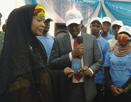 Education: Veritable tool for combating crime ― Bauchi First Lady - NIGERIAN TRIBUNE