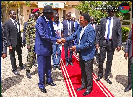 TB Joshua : voici comment il a contribué à apporter la paix et à mettre fin à la guerre au Soudan du Sud