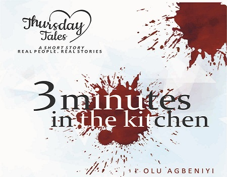kitchen, 3 minutes, Tales