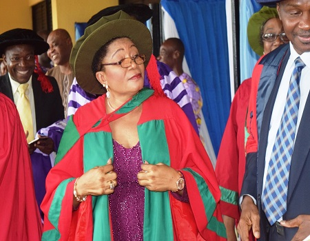 UNIBEN VC urges matriculating students to shun cultism, drug abuse, other vices