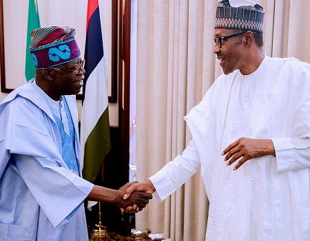 aniversário, Tinubu, Buhari