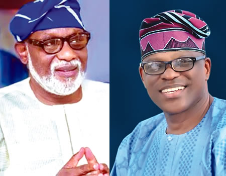 BREAKING: Supreme Court justices divided 4-3 over Jegede's appeal against Akeredolu's victory