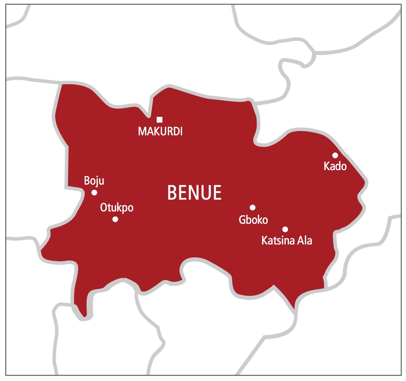Curfew, genitals, Benue Electoral Commission