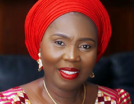 Empowering girls with ICT, fastest way to close gender gap in Nigeria ― Ondo Gov's wife