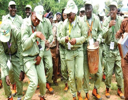 NYSC conducts low key passing out ceremony for 2020 Batch B stream