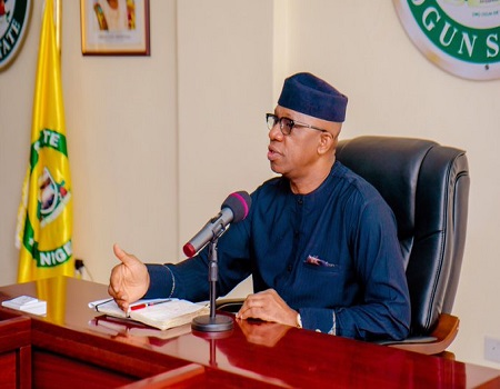 Governor Abiodun calls for total reform of Police Force