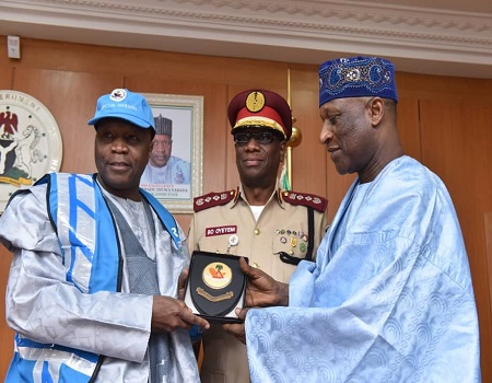 Gombe governor partners FRSC on road user safety, promises symbiotic relationship - NIGERIAN TRIBUNE