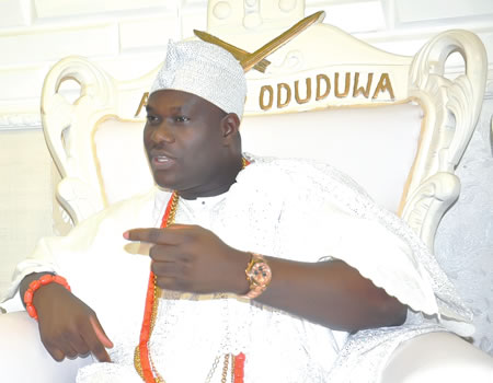 Ooni promises chemotherapy building for UCH | Tribune Online
