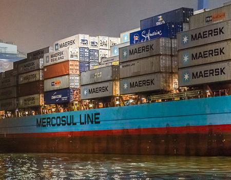 Maersk Line suspends peak season surcharge on Nigerian bound cargoes