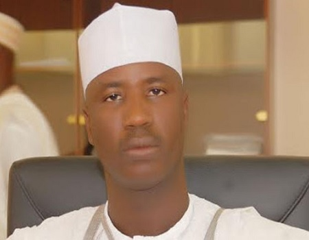 Former Adamawa speaker liaises with international institute to address constituents' needs - NIGERIAN TRIBUNE