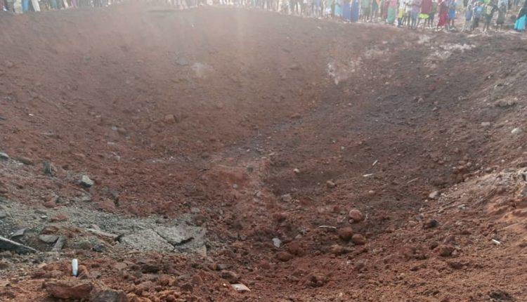 explosion, Akure, Ondo explosion