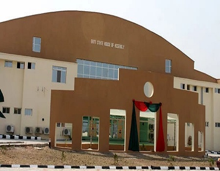 Ekiti Assembly passes bill creating 19 additional council areas