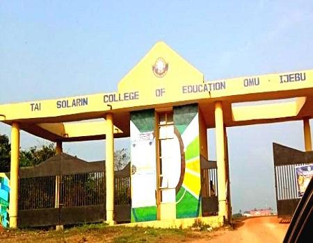 Oro,TASCE, Ogun, provost, Dr Lukman Kiadese, colleges of education in Nigeria, reforms at Tai Solarin College
