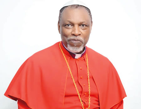 Tackle insecurity, vices now, Ositelu urges stakeholders