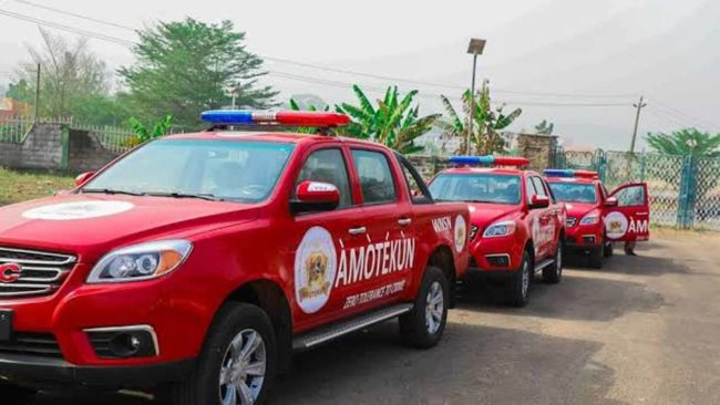 Amotekun, suspected kidnappers in gun duel in Oyo, two killed