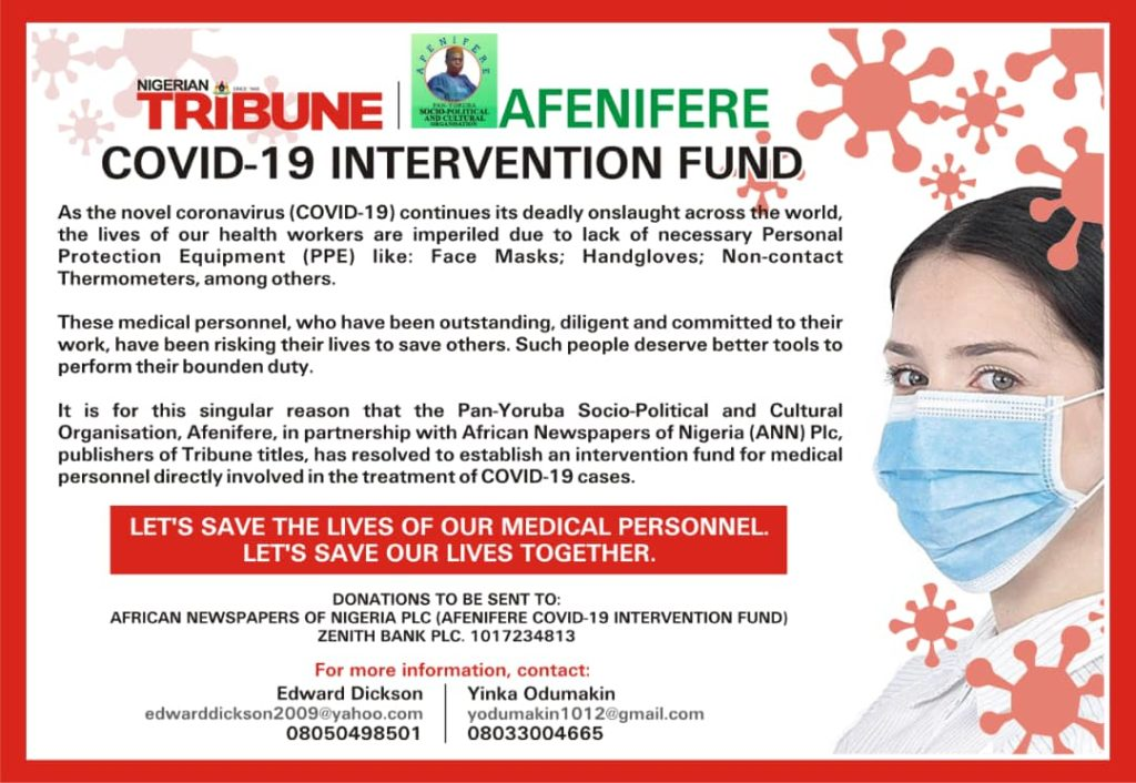 Nigerian Tribune - Afenifere