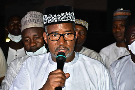 I am not negotiating, Bala Mohammed style, National Social Investment Programmes, Bauchi-Gombe road, Bauchi snakebite treatment centre, Bauchi COVID-19 new cases, gov, Bala Mohammed, bauchi local government chairman