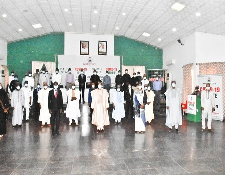 Bauchi, governor, health sector