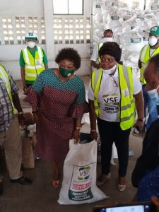 COVID-19: VSF donates PPE, palliatives worth N120m to Ekiti govt, 2,060 households