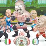 Edo gov race