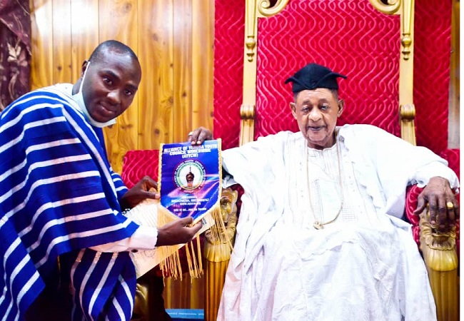 Alaafin endorses Yoruba youth group   Tribune Online