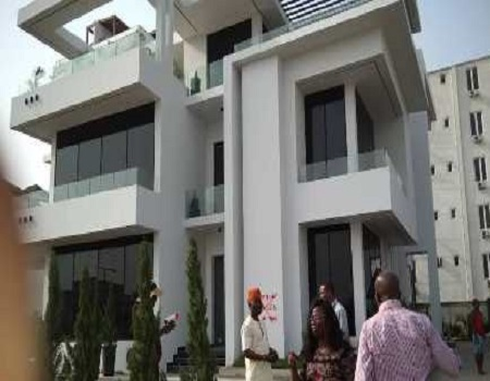 Lagos govt seals 22 buildings in Ikoyi, Banana Island
