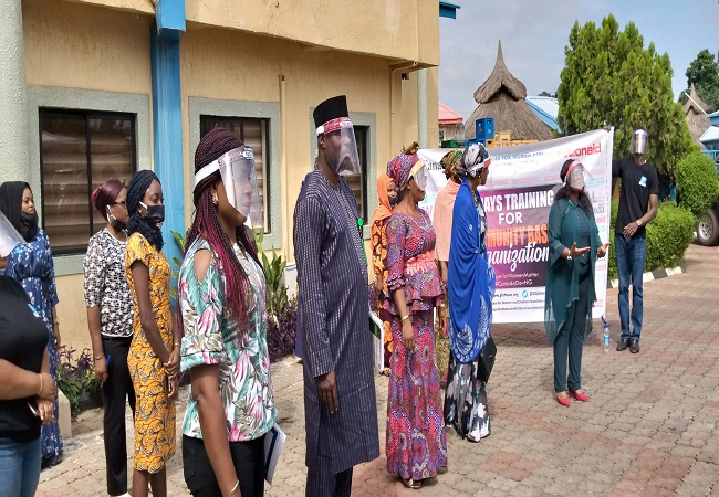 Actionaid,GLOHWOC to support CBOs for women rights protection in Kwara