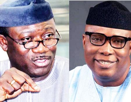 2022 guber: Ekiti citizens' perception of APC not encouraging, Fayemi should sit up — Ojudu