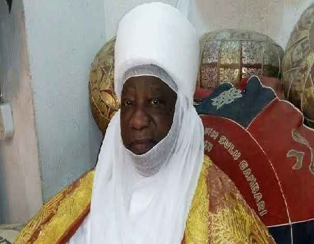 Emir of Ilorin, Emir inaugurates mosque library