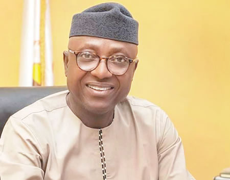 Afuye's Assembly of banter, business in Ekiti