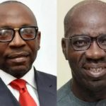 debate Edo State, Edo people Obaseki, APC, Ize-Iyamu, Obaseki