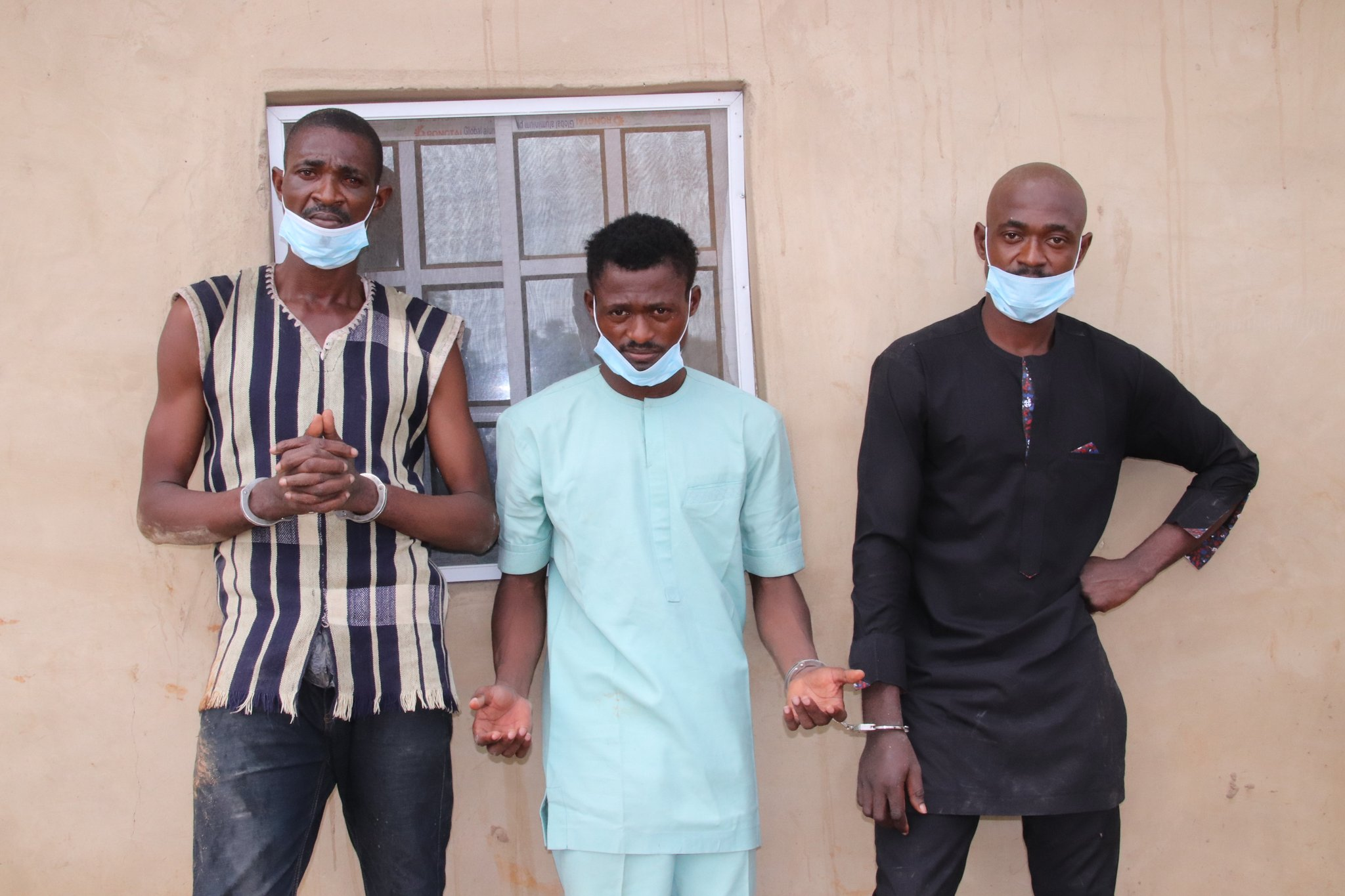 Through Facebook, three brothers kidnap, murder 55-yr-old mother of five children » Latest News » Tribune Online