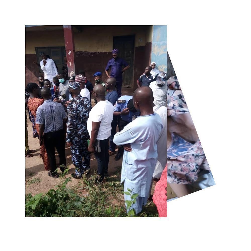 university Ibadan postgraduate student