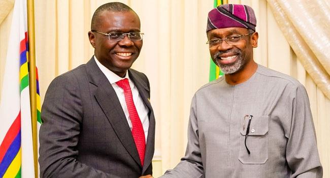 Gbajabiamila endorses Sanwo-Olu for second term