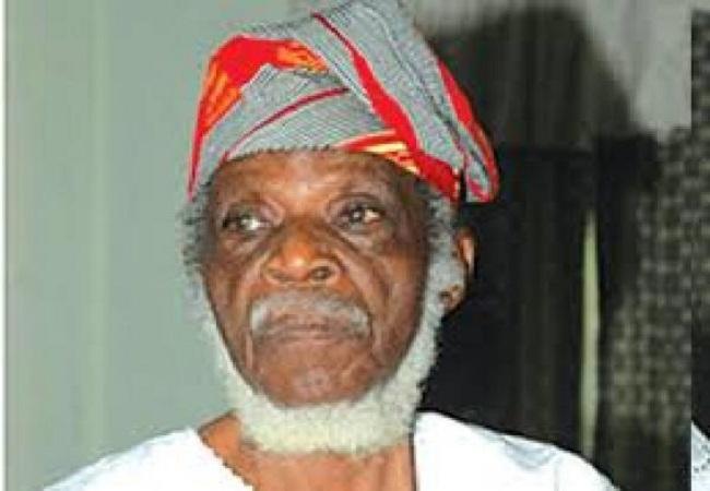 Ohanaeze commiserates with Afenifere, Tinubu, Babatope,Ekiti, deputy governor, Awolowo, Akeredolu, Fasanmi, Ayo Fasanmi's death, Fasanmi's burial, Ayo Fasanmi