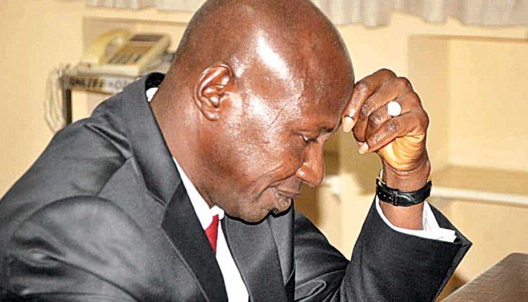 EFCC, Magu, panel, magu, EFCC, Magu must face prosecution, PDP
