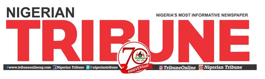 Nigerian Tribune Newspaper Headlines Today