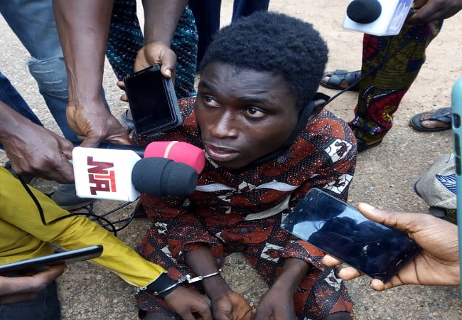 I was paid N500 for every killing, suspected Ibadan serial killer ...