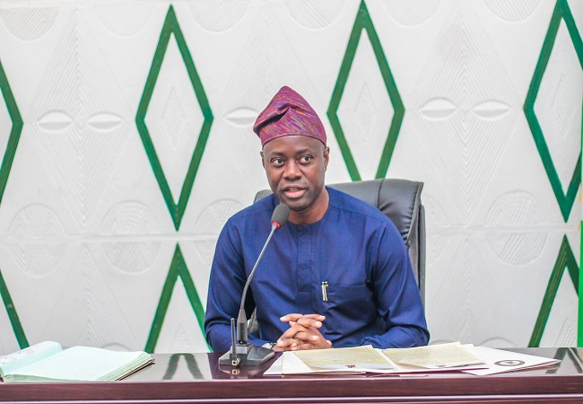 Oyo, repatriated indigenes, Oyo IGR averages N2.3bn monthly, .Teach agric as business, Oyo, Makinde, COVID-19, ambulance, loan, UCH, Seyi Makinde, COVID-19, Oyo, oyo subeb