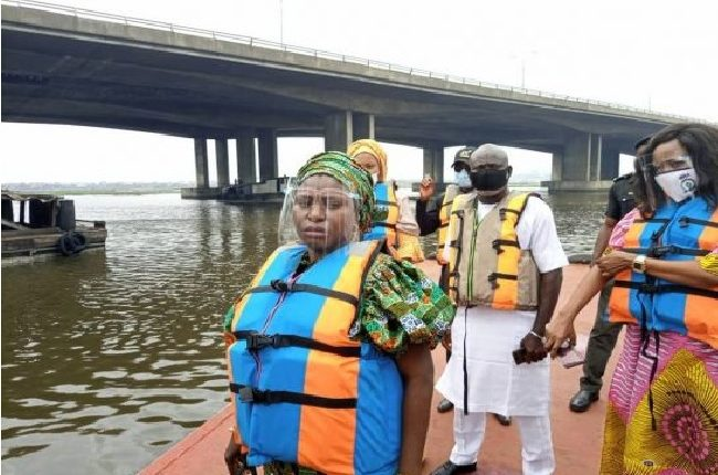 NIWA deploys jetties to boost water transportation over 3rd Mainland Bridge closure