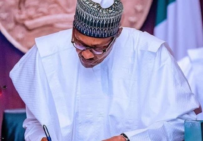 NIMC, Buhari aprova nomeação, CAMA, Buhari, FG captura 1 milhão de nigerianos vulneráveis, FEC, aprova, Líbano, encalhado, FG, COVID-19Agência africana de seguro comercial, CAMA, Mercado de capitais, Buhari, comissão de pessoas com deficiência